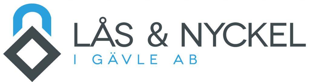 Lås & Nyckel logotyp